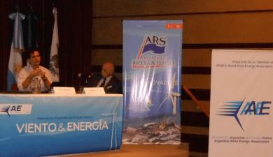 """SinergiAr participó en la """"Expo Viento & Energía 2015"""""""