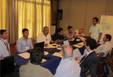 Asesoramiento en estructuras legales para fondos ambientales, El Savador 2015
